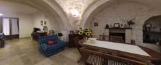 Immagine del virtual tour 'Trullo di Cisternino'